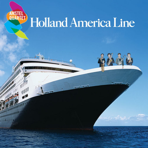 Amstel Quartet - The Holland-America Line