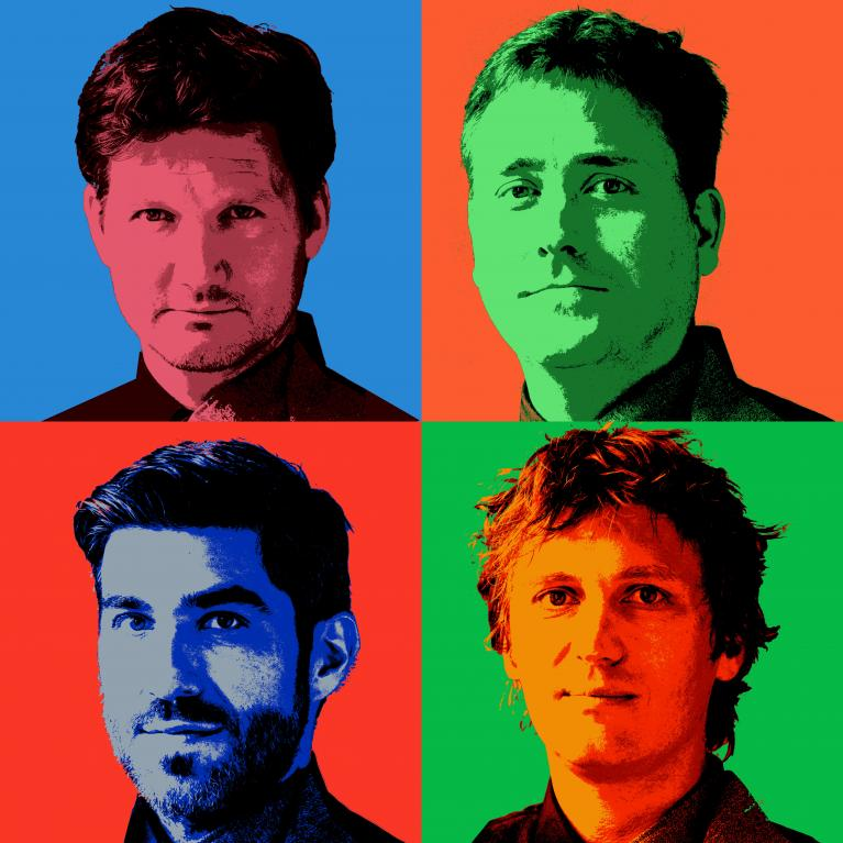 Amstel Quartet - Pop Art